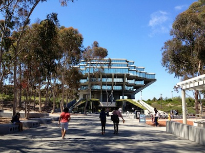 UC San Diego - Arthur C. Clark Center for Human Imagination & Active Structures + Materials Research Unit